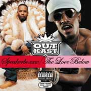 Outkast: Speakerboxxx / The Love Below - portada mediana