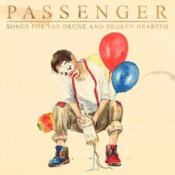 Passenger: Songs for the drunk and broken hearted - portada mediana