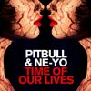 Pitbull: Time of our lives - portada reducida