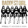 Pitbull: Baddest girl in town - portada reducida