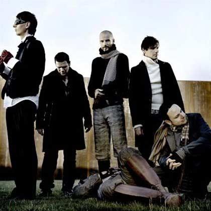 Rammstein foto musica