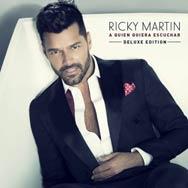 Ricky Martin: A quien quiera escuchar - portada mediana