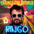 Ringo Starr: Change the world - portada reducida
