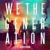 Rudimental: We the generation - portada reducida