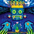Santana: Blessings and miracles - portada reducida