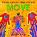 Santana con Rob Thomas y American Authors: Move - portada reducida