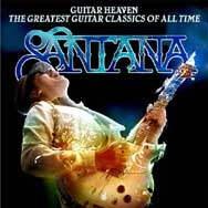 Santana: Guitar Heaven: The greatest guitar classics of all time - portada mediana
