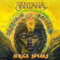 Santana: Africa speaks - portada reducida