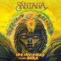 Santana con Buika: Los invisibles - portada reducida
