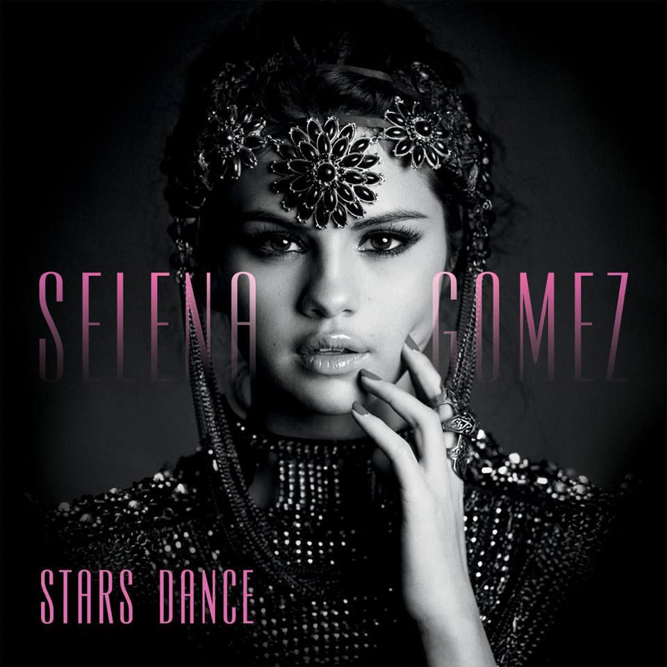 La portada del disco Stars Dance, de Selena Gomez