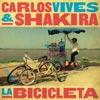 Shakira: La bicicleta - portada reducida