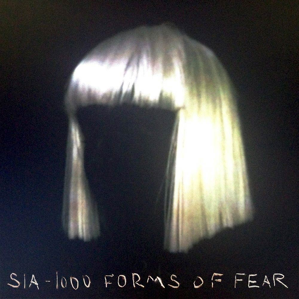 La portada de 1000 forms of fear de Sia
