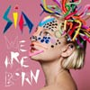 Sia: We are born - portada reducida