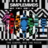 Simple Minds: The signal and the noise - portada reducida