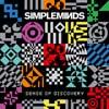 Simple Minds: Sense of discovery - portada reducida