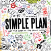 Simple Plan: Get your heart on - The second coming - portada reducida