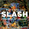 Slash: World on fire - portada reducida