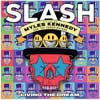 Slash: Living the dream - portada reducida