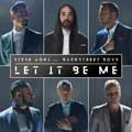 Steve Aoki: Let it be me - portada reducida