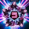 Steve Aoki: 5oki - portada reducida