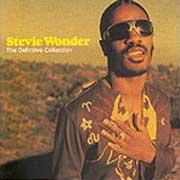 Stevie Wonder: The Definitive Collection - portada mediana