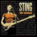 Sting: My songs - portada reducida