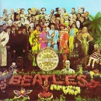 Car�tula del Sgt. Pepper's Lonely Hearts Club Band, The Beatles