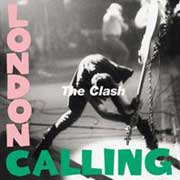 Carátula del London Calling, The Clash