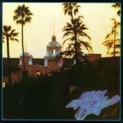 Carátula del Hotel California, The Eagles