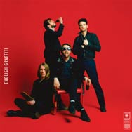 The Vaccines: English graffiti - portada mediana