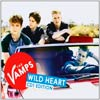 The Vamps: Wild heart - portada reducida