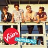 The Vamps: Dangerous - portada reducida