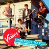 The Vamps: Somebody to you - portada reducida