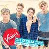 The Vamps: Oh Cecilia (Breaking my heart) - portada reducida