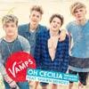 The Vamps: Oh Cecilia (Breaking my heart) - portada reducida