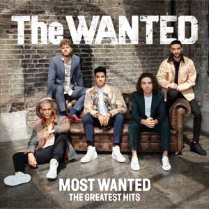 """The Wanted >> álbum """"Most Wanted - The Greatest Hits"""" Portada-m"""