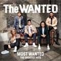 The Wanted: Most Wanted - The Greatest Hits - portada reducida