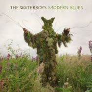 The Waterboys: Modern blues - portada mediana