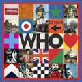 The Who: Who - portada reducida