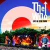The Who: Live in Hyde Park - portada reducida