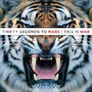 Thirty seconds to Mars: This is war - portada mediana