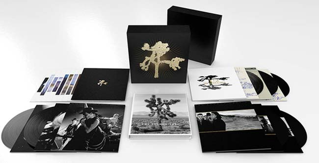Contenidos The Joshua Tree 30th anniversary de U2