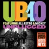 UB40: Unplugged - portada reducida