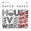 David Zowie: House every weekend - portada reducida