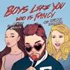Who Is Fancy: Boys like you - portada reducida
