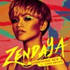 Zendaya con Chris Brown: Something new - portada reducida