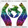 Love make the world go round - portada reducida