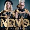 NERVO: In your arms - portada reducida