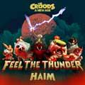Feel the thunder - portada reducida