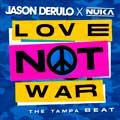 Love not war - portada reducida
